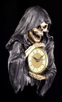 Reaper Wanduhr - Die dunkelste Stunde