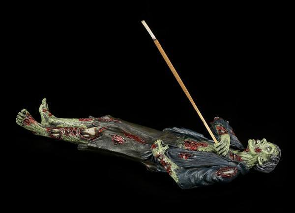 Zombie Incense Stick Holder