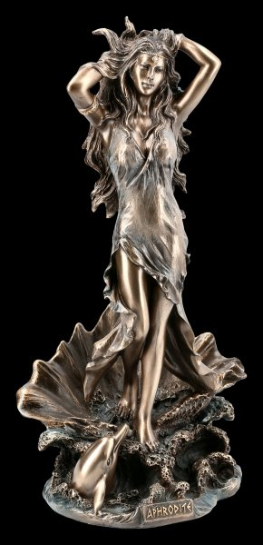 Aphrodite Figurine - Greek Goddess of Beauty