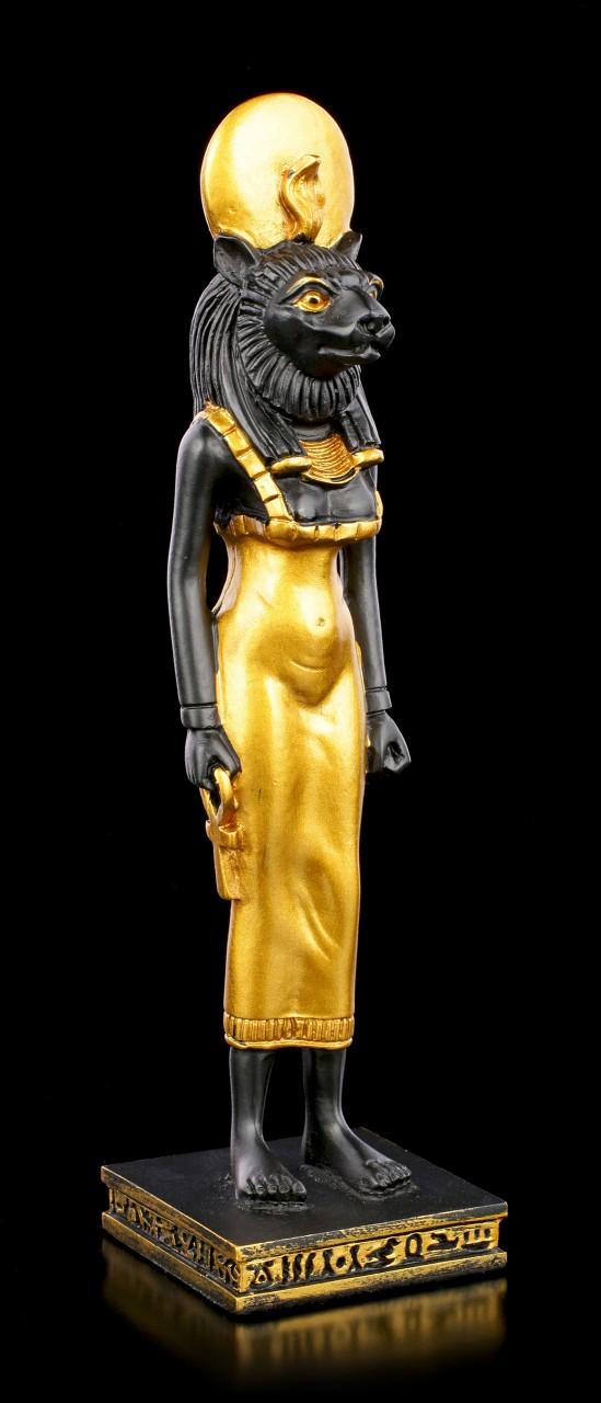Egyptian Figurine - Sekhmet with Ankh