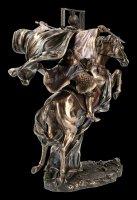 Liu Bei Figurine - Chinese Warrior by Kimiya Masago