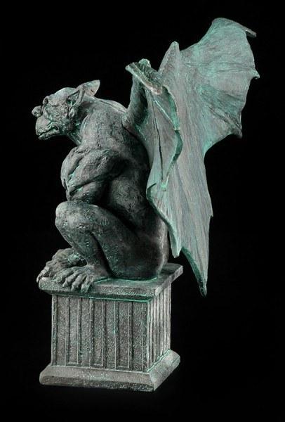 Gargoyle Figurine - Magus