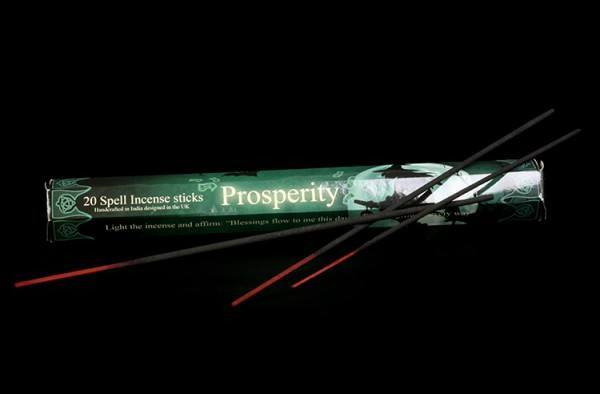 Incense Sticks Spells - Prosperity