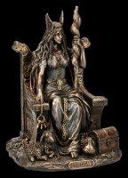 Frigga Figurine - Germanic Goddess - Wife of Odin