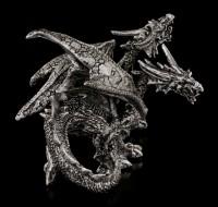 Two-Headed Dragon Figurine - Verath & Darko