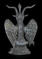 Black Baphomet Figurine