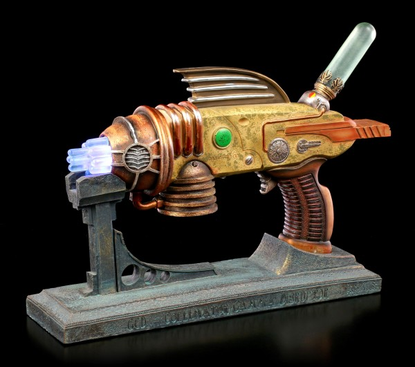 Preview: Steampunk Gun LED - Collimator Gamma Disruptor