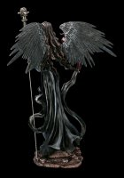 Dark Angel Figurine - Mysteria with magic Scepter