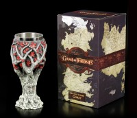 Game of Thrones Goblet - Weirwood Tree