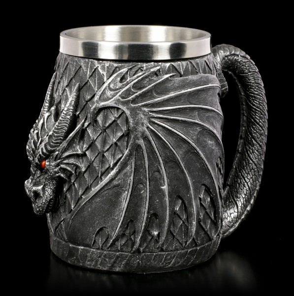 Dragon Head Tankard