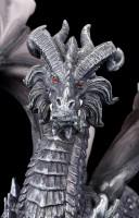 Dark Dragon Figurine