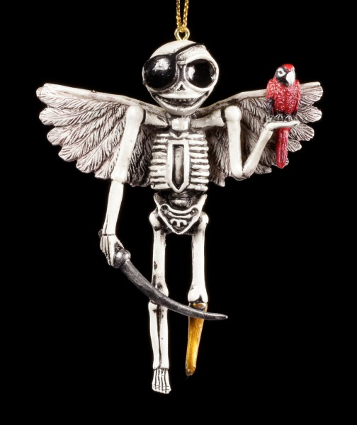 Skeleton Figurine - Pirate Skelly