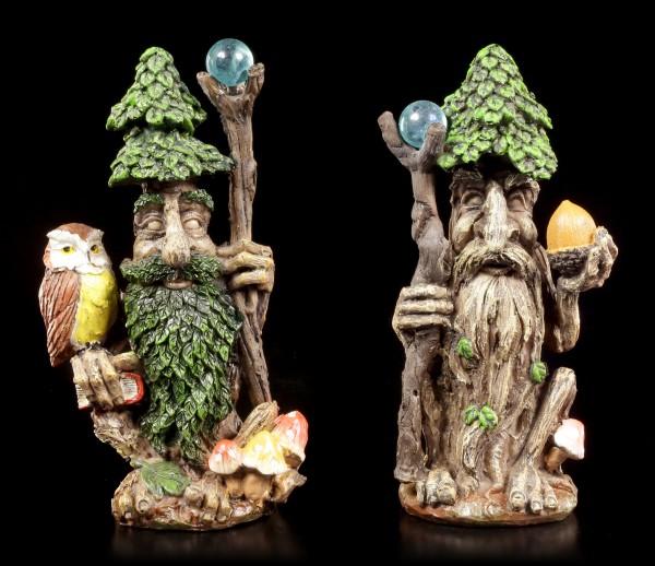 Waldgeist Figuren - Wissensdurst - 2er Set