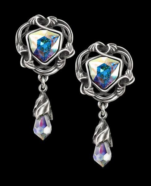 Tears From Heaven - Alchemy Gothic Earrings
