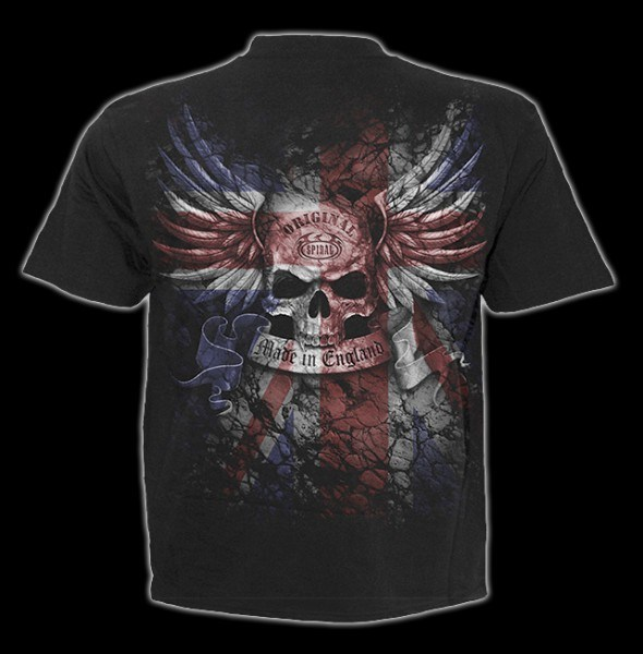 T-Shirt Totenkopf - Union Wrath
