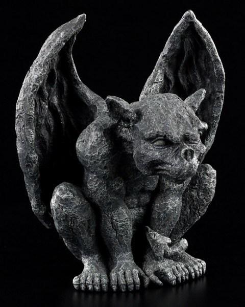 Lauernder Gargoyle