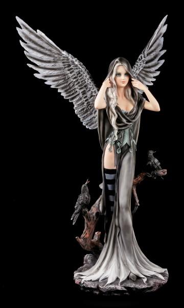 Dark Angel Figur - Raben Schatten