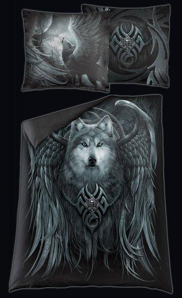 Fantasy Bettwäsche - Wolf Spirit