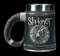Slipknot Tankard - Flaming Goat
