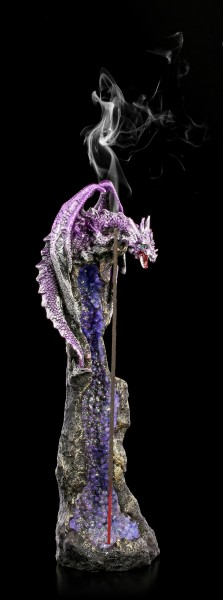Dragon Incense Stick Holder - Mysterion