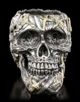 Skull Tealight Holder - Cranial Blade