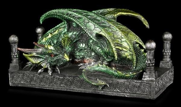 Drachen Figur - Die Höhle der Bestie