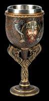 Viking Goblet - Drakkar Design