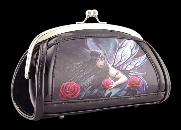 Evening Bag with 3D Picture - Rose Fairy