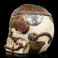 Steampunk Totenkopf - Eye of Insanity