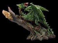 Drachenfigur - Forest Freedom grün