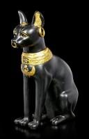 Große Bastet Figur - Altägyptische Göttin