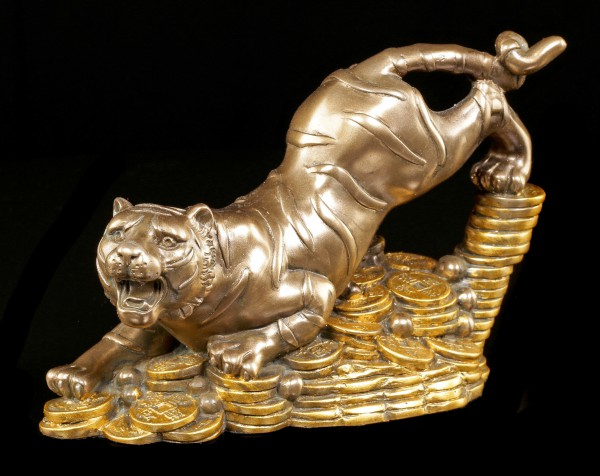 Feng Shui Figurine - Money Tiger