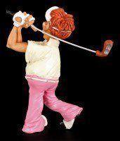 Golfspieler - Funny Sports Figur