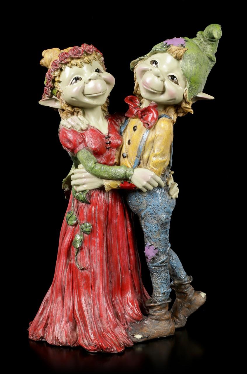 Pixie Figur - Hochzeitspaar