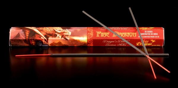 Räucherstäbchen Drachenblut - Fire Dragon