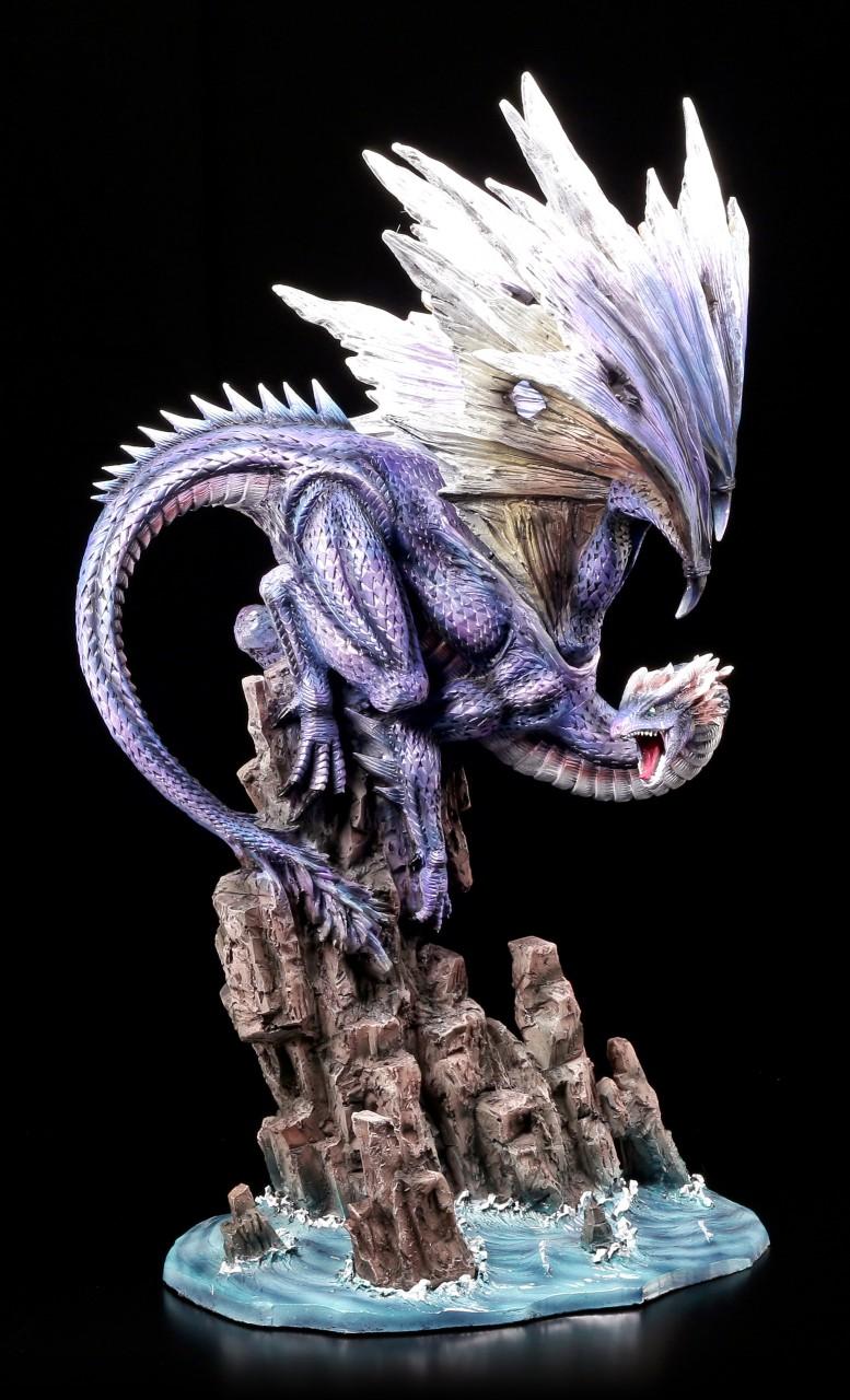 Dragon Figurine - Leviathan's Anger
