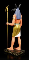 Egyptian Figurine - Seth with Scepter