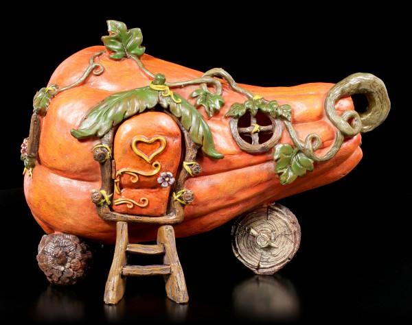 Fairy Pumpkin House - Butternut Barrow