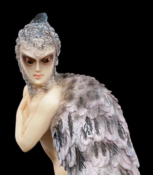 Enchanted Harpy Figurine by Sheila Wolk