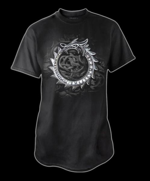 Alchemy Viking T-Shirt - Jormungand
