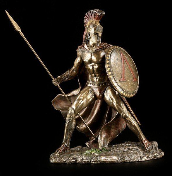 Leonidas I. Figurine - Spartan King