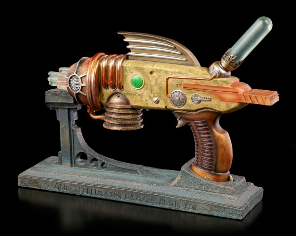 Steampunk Gun LED - Collimator Gamma Disruptor