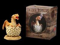 Dragon Incense Cone Holder - Hatchling