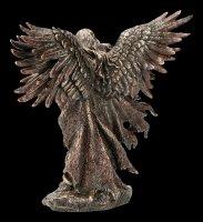 Erzengel Metatron Figur mit sechs Flügeln
