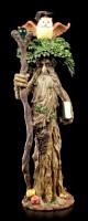 Waldgeist Figur - Altes Wissen