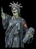 Liberty Zombie Figurine