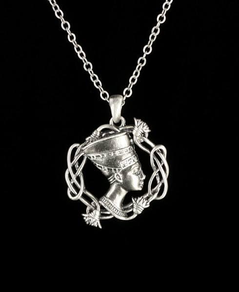 Egypt Nefertiti Necklace