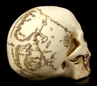 Skull - Treasure Map Jack