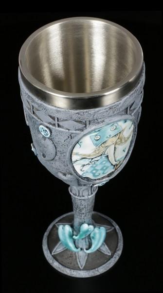 Gothic Fairy Goblet - Blue Monday