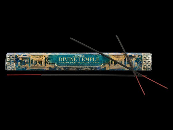 Incense Sticks - Divine Temple